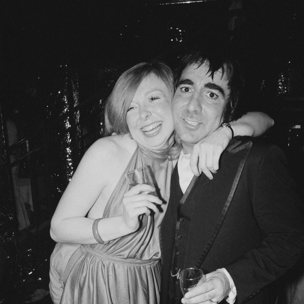 Keith Moon with Joyce McKinney