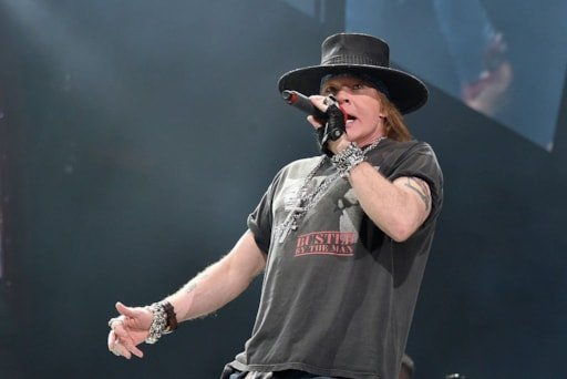 Axl Rose Photo Leads to Murmurs on What's Next for GN'R